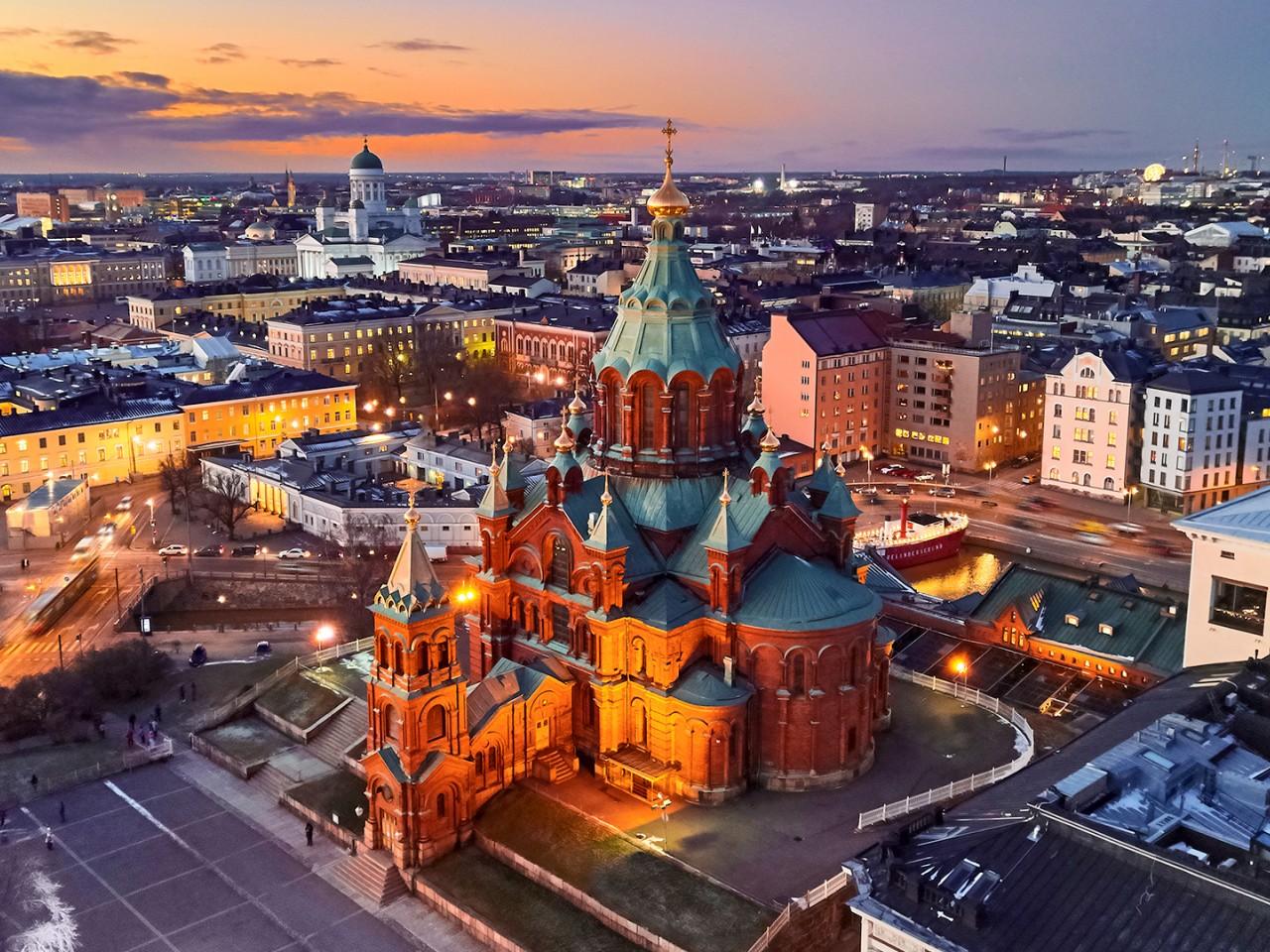 Capodanno ad Helsinki