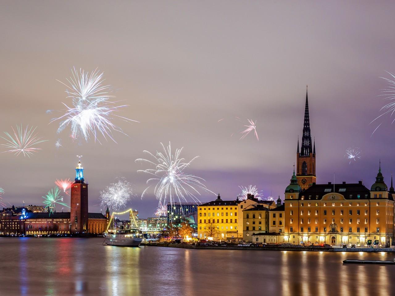 In Svezia, un Capodanno indimenticabile