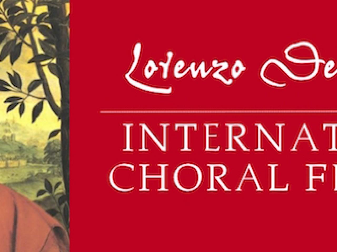 Lorenzo de Medici International Choral Festival, Florence