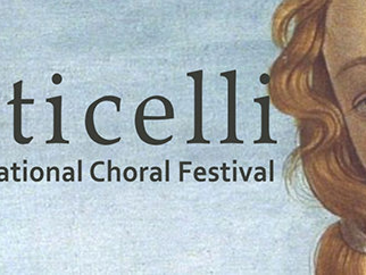 Botticelli International Choral Festival, Florence