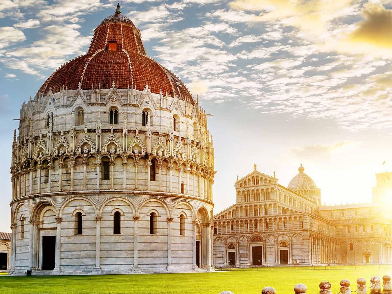 Alla scoperta di Pisa