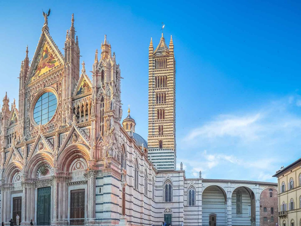 Pasqua a Siena