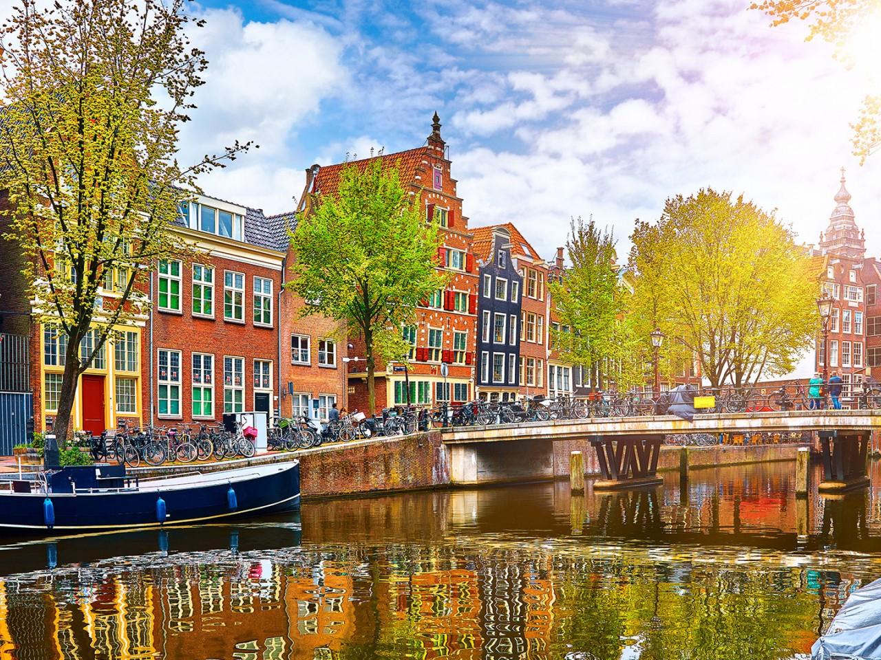 Weekend ad Amsterdam