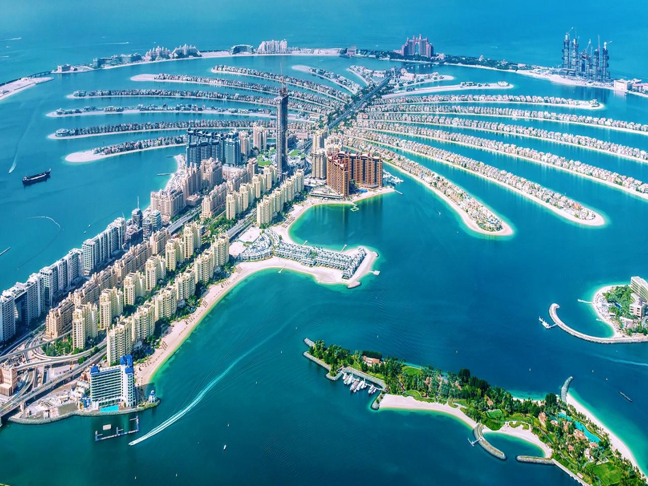 1° maggio a Dubai
