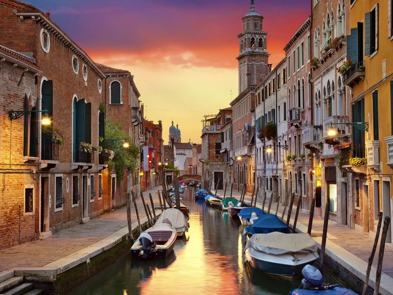25 aprile a Venezia