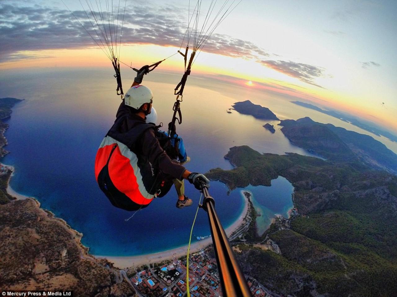 Flying Over
