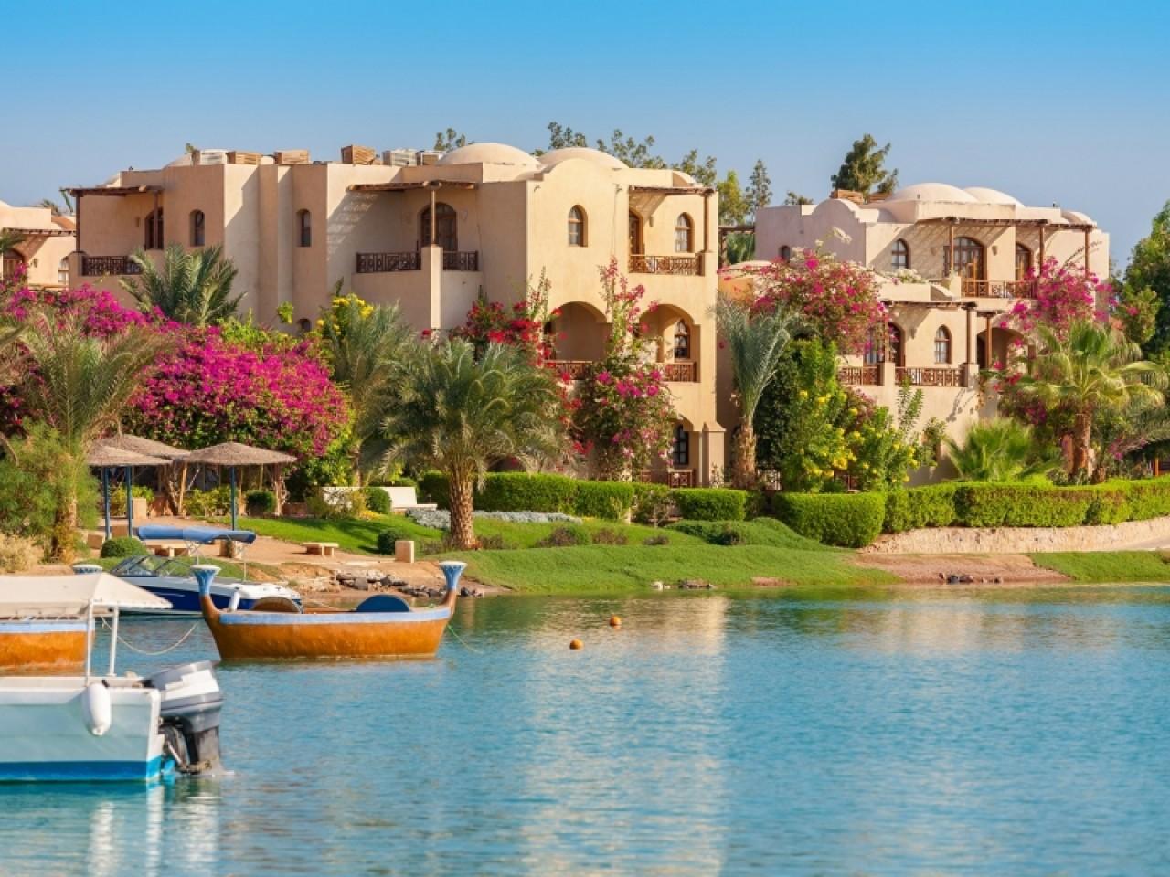 """Venice of the Orient"" El Gouna Boat Trip"