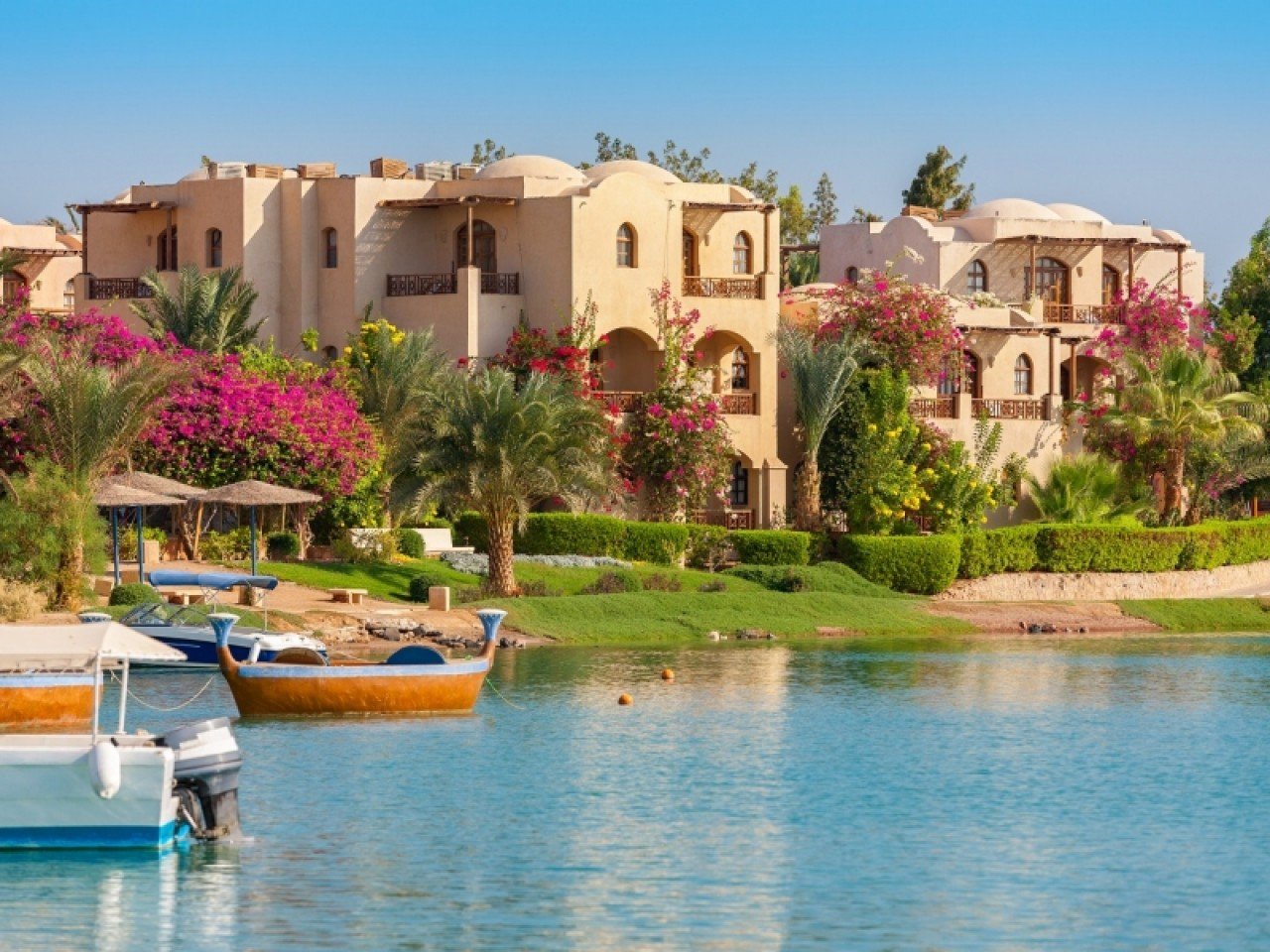 """Venice of the Orient"" El Gouna Boat Trip"
