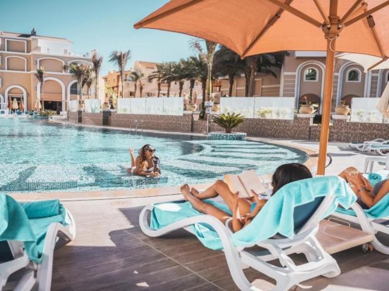 SUNRISE ROMANCE RESORT, Sahl Hasheesh, Egypt