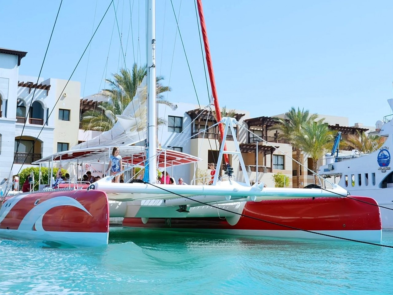 Catamaran Sailing and Snorkelling Trip