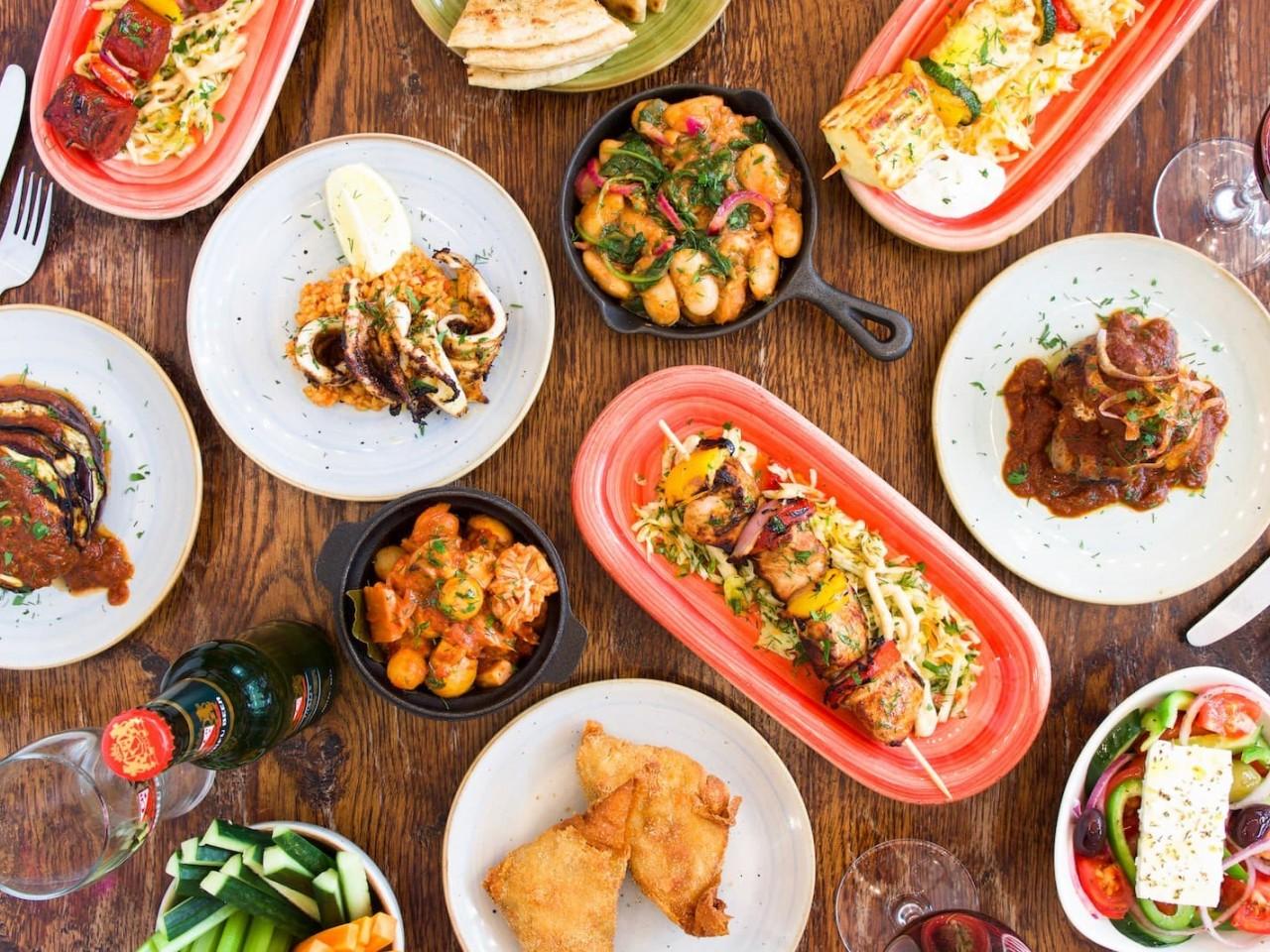 Gastronomy Tourism Halkidiki