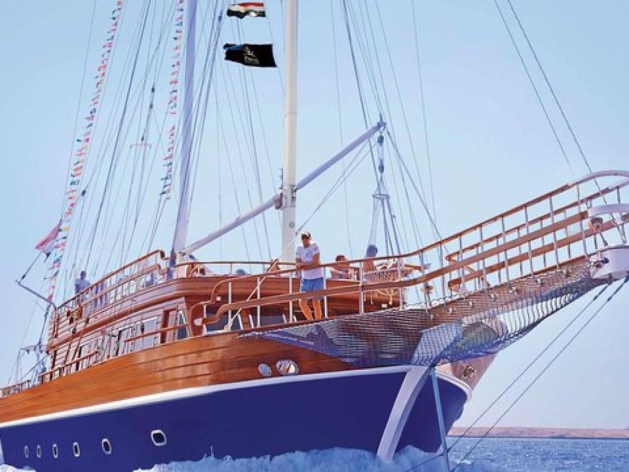 Pirates Luxury Sailing Trip and BBQ