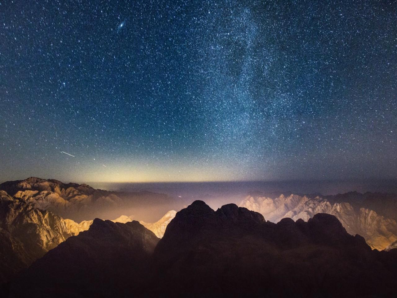 Sinai Mountain & St. Catherine Monastery Overnight