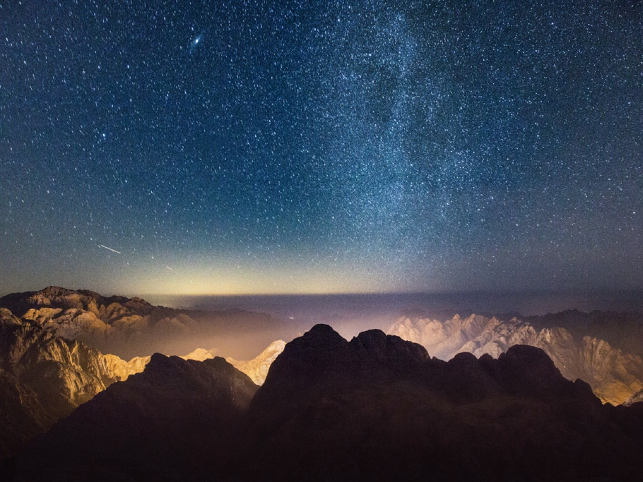 Sinai Mountain & St. Catherine Monastery Overnight
