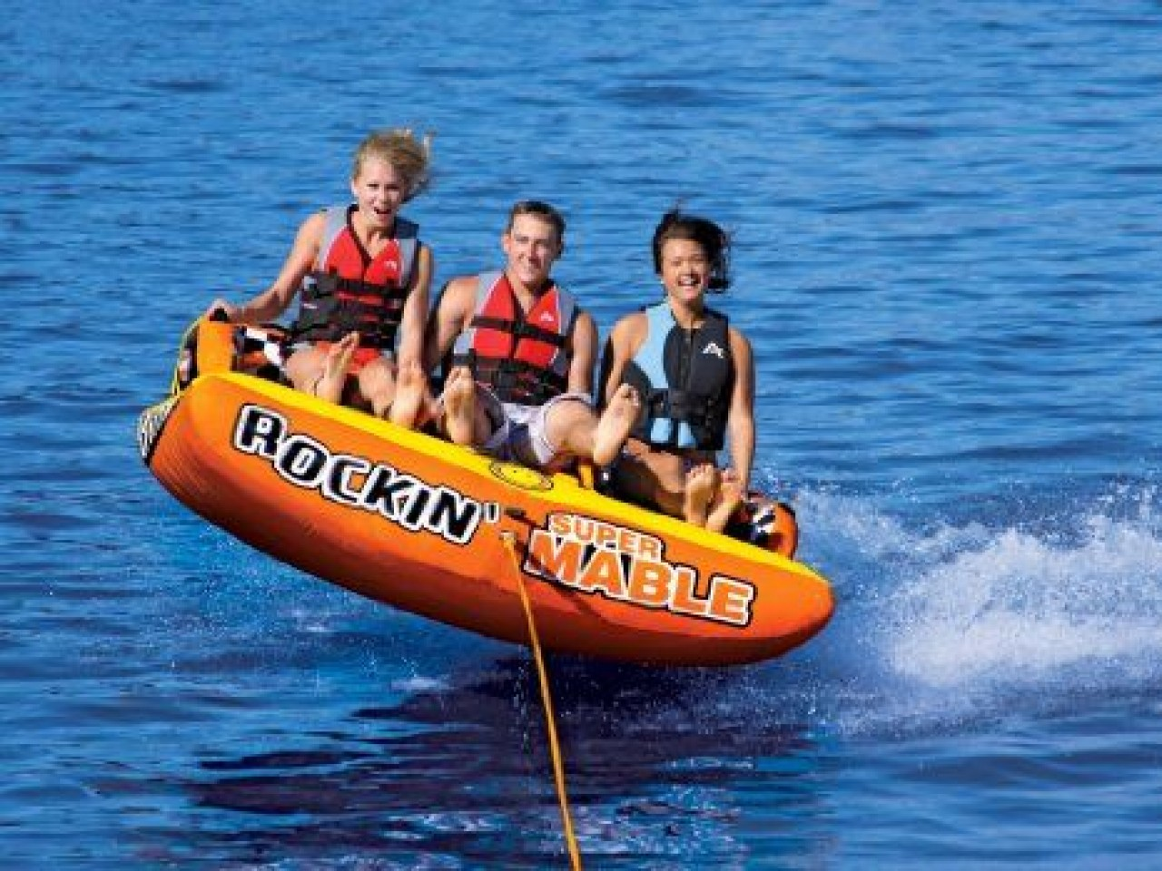 Sharm: Water Sports Fun Trip (2 hrs)