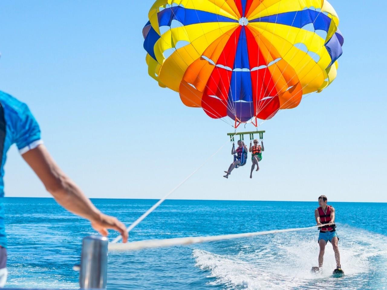 Sharm: Water Sports Fun Trip (2 Hrs)
