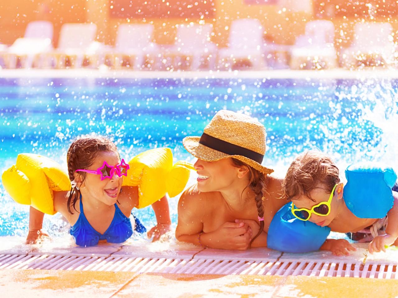 SUMMER STAYCATION: Jungle Aqua Park, Hurghada