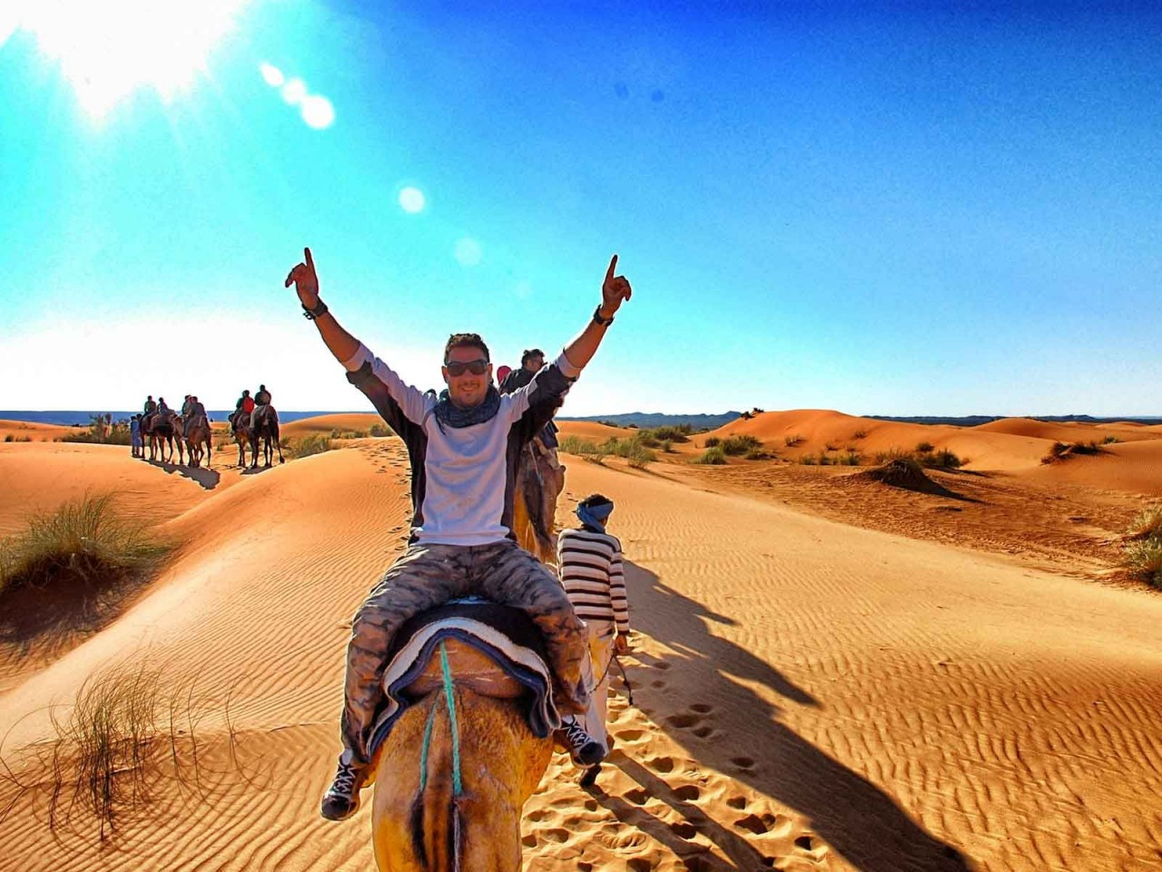 Desert Activities