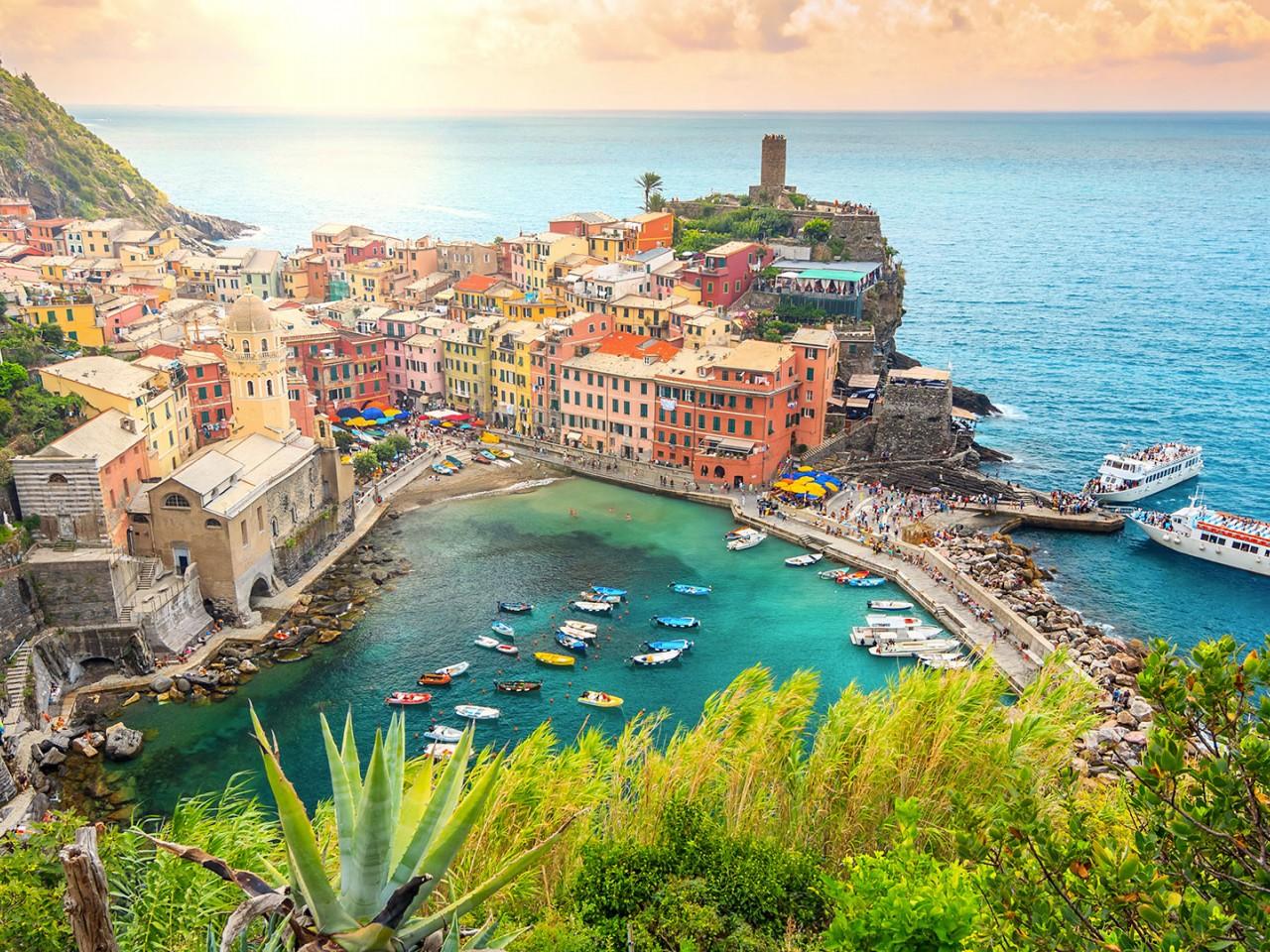Weekend alle Cinque Terre