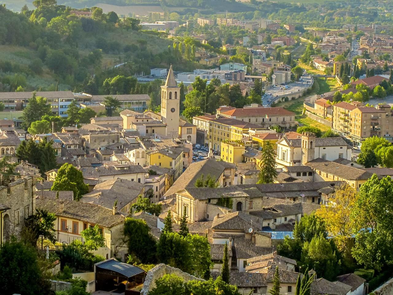 Weekend a Spoleto