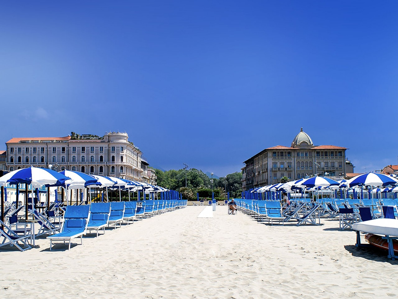 Weekend a Viareggio
