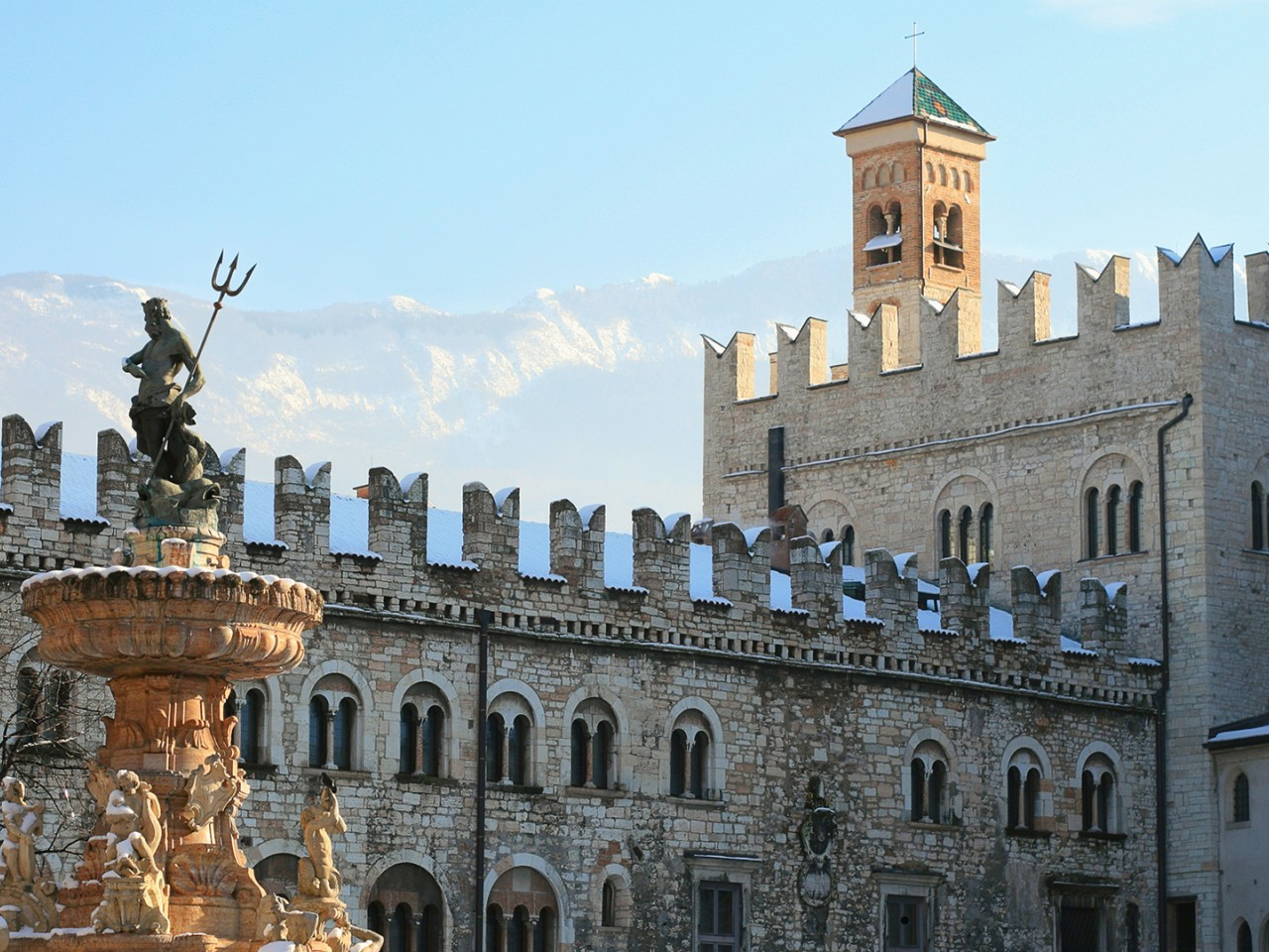 Weekend a Trento