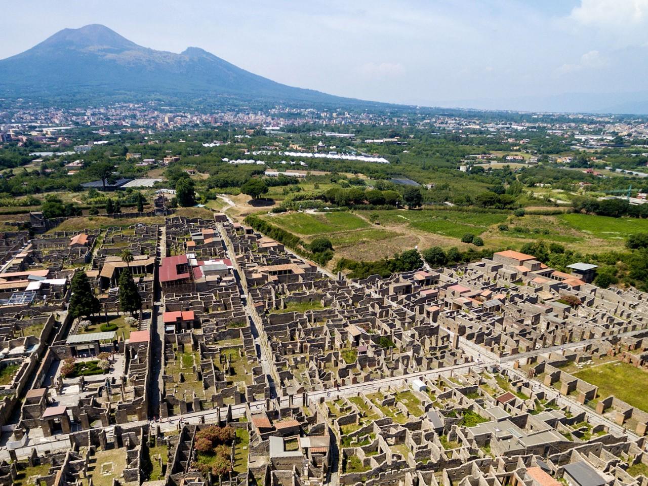 Weekend a Pompei