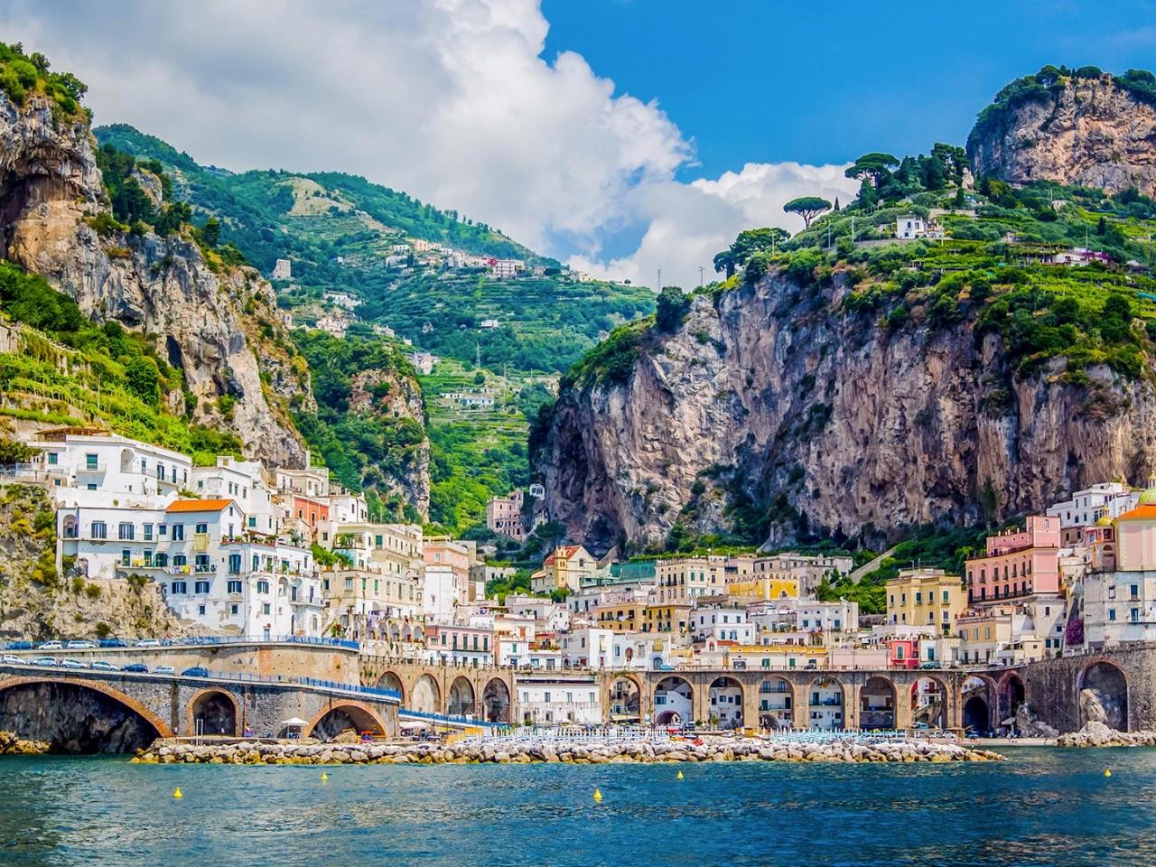Weekend ad Amalfi