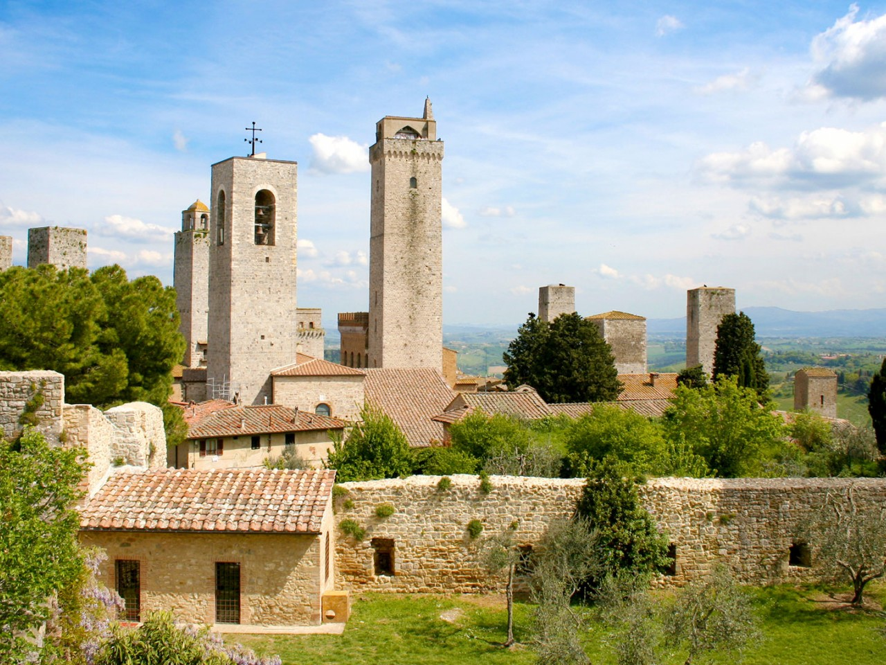 Weekend a San Gimignano