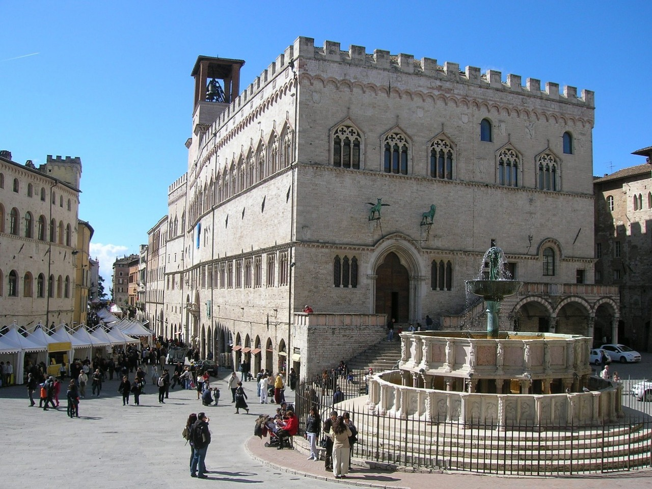 WEEK END IN PERUGIA