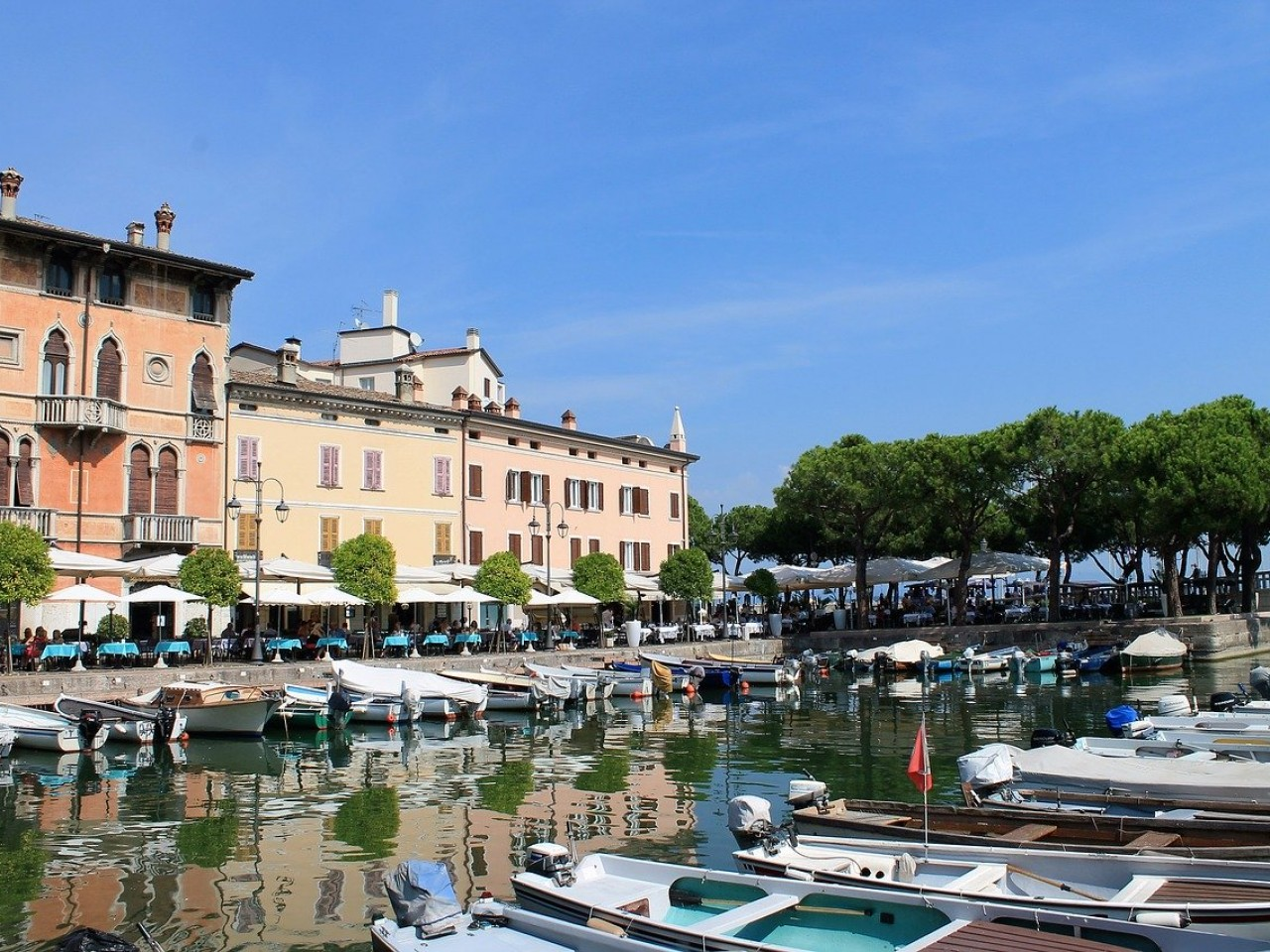 WEEK END IN DESENZANO DEL GARDA
