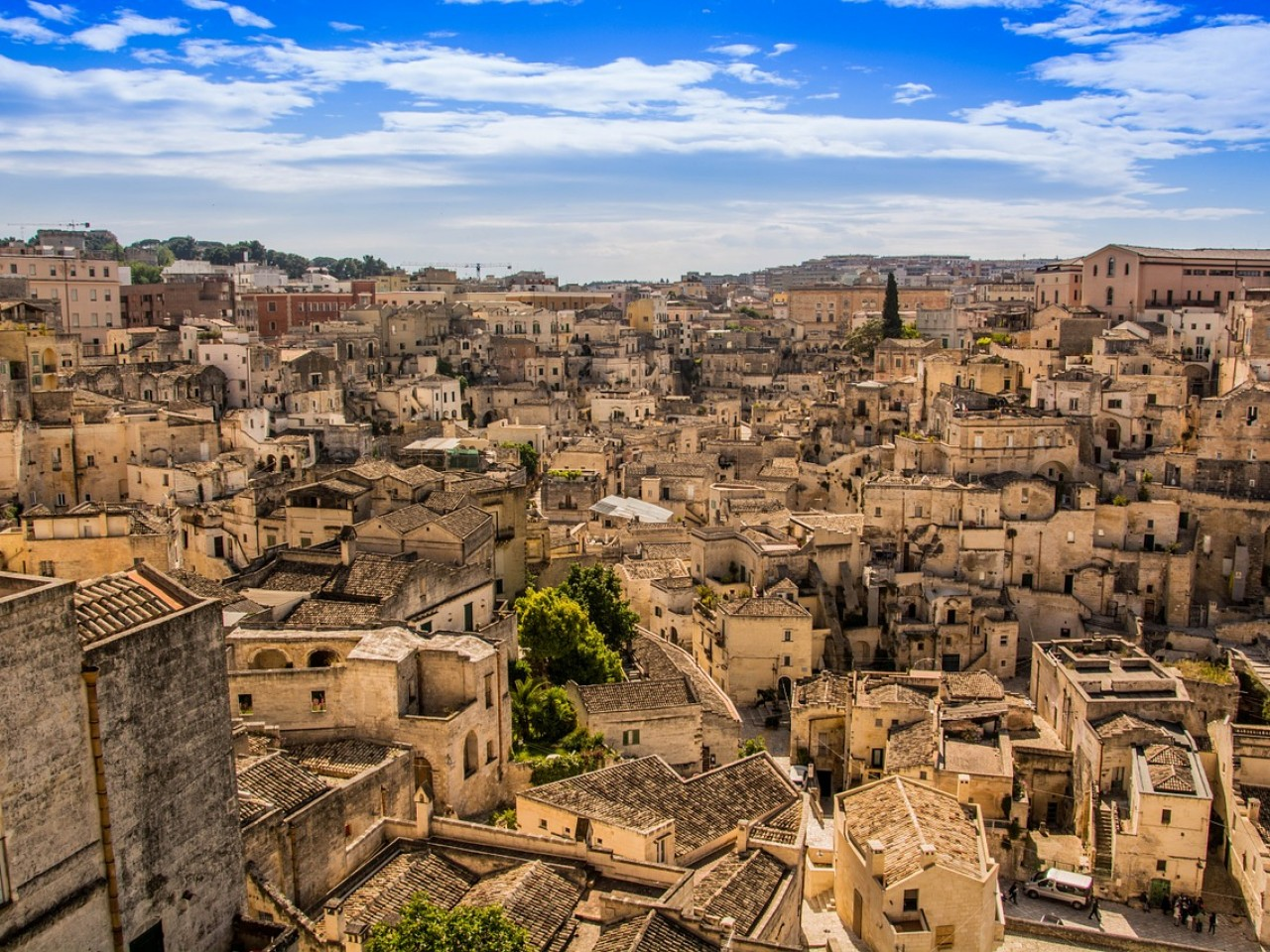 WEEK END IN MATERA