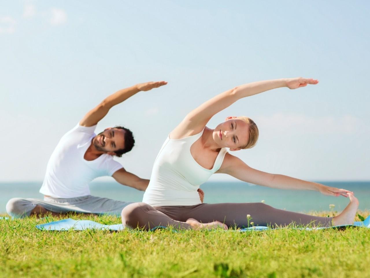 4 Days Yoga Weekend | Continental Hotel | Hurghada