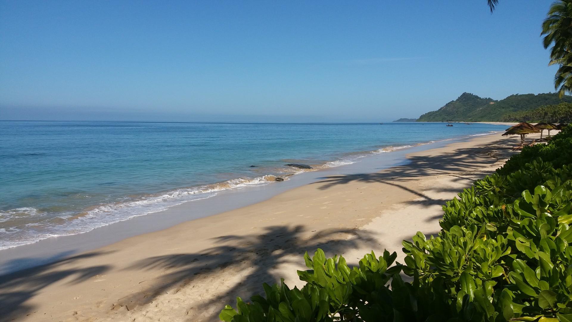 La Spiaggia di NGAPALI