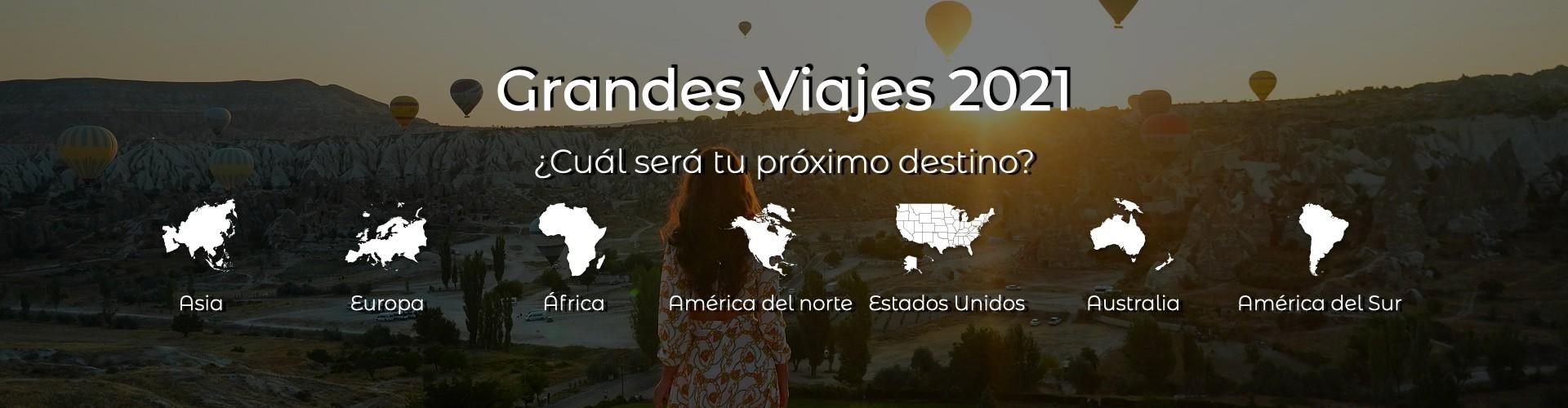 Grandes Viajes 2021