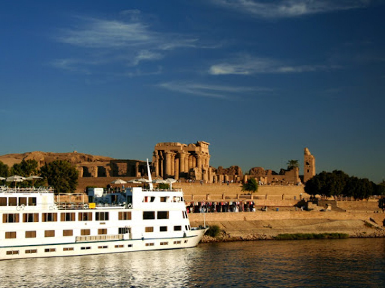 Marquise Nile Cruise With Transportation