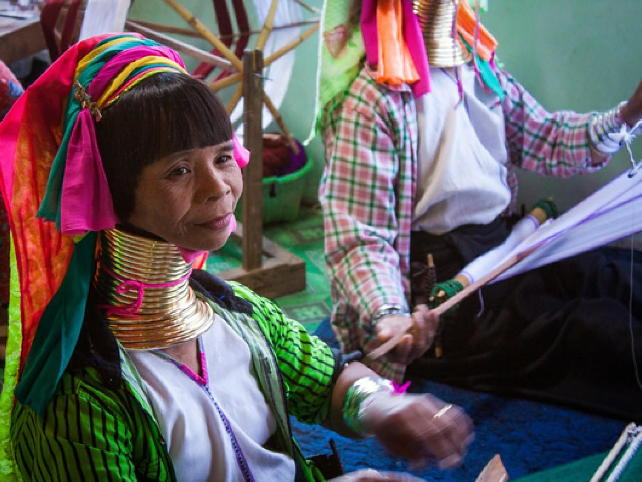 Myanmar: The Smile Land
