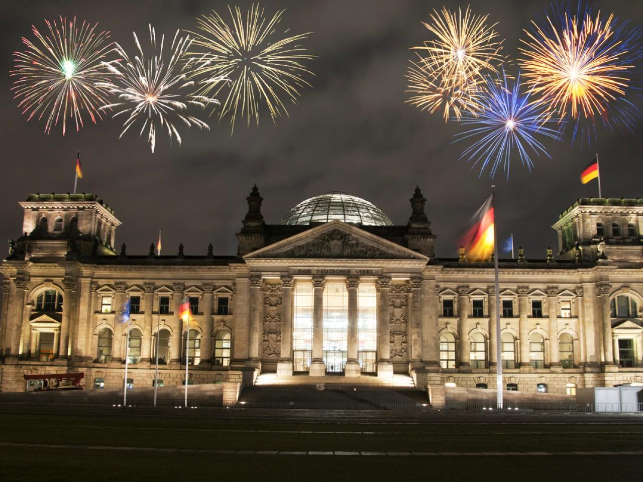 Berlin at Christmas - 10 December 2021