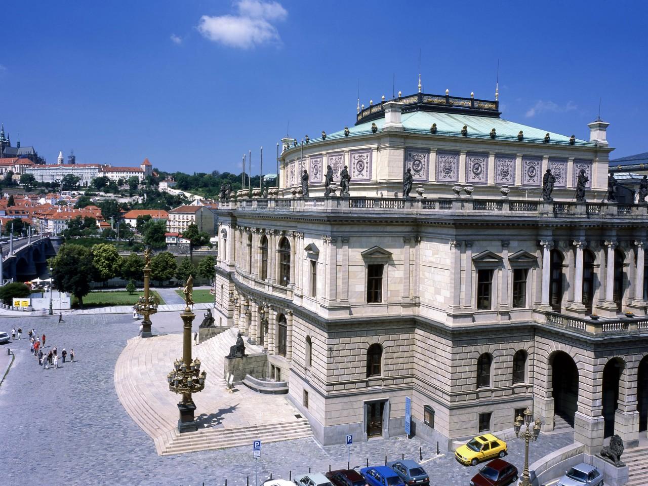 Rudolfinum, Dvořák Hall