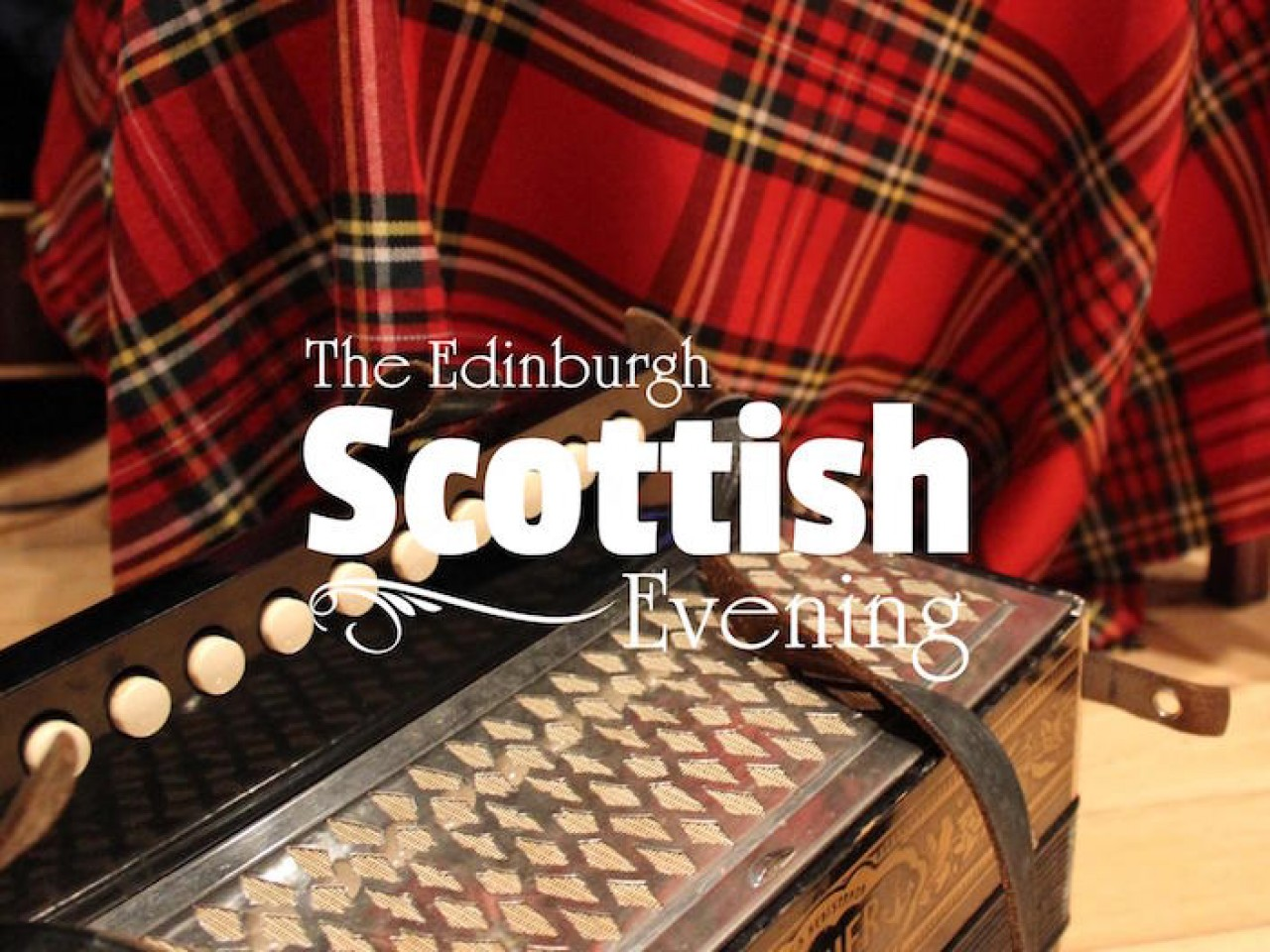 Edinburgh Scottish Evening
