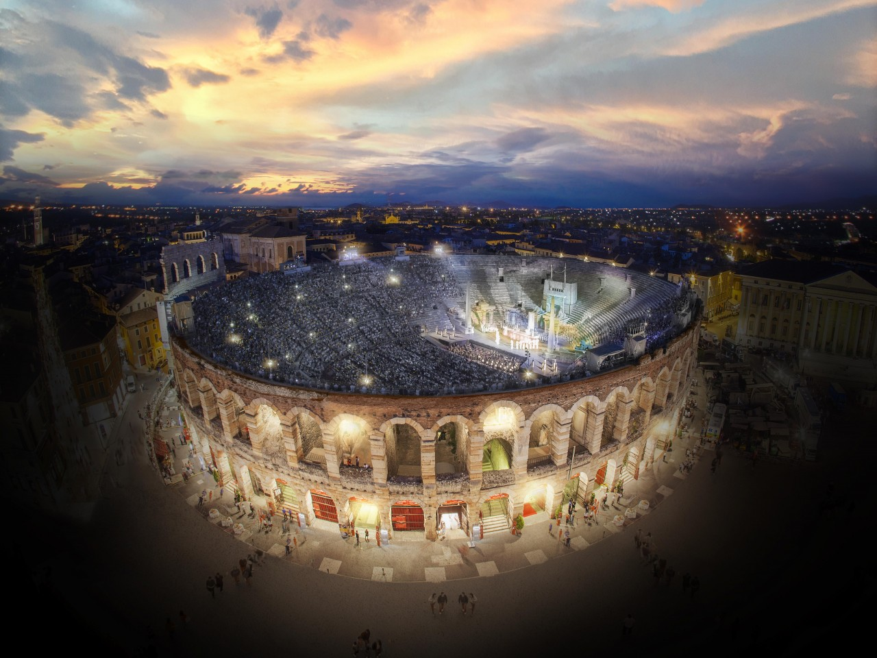 Music and Opera at the 2020 Arena di Verona Opera Festival