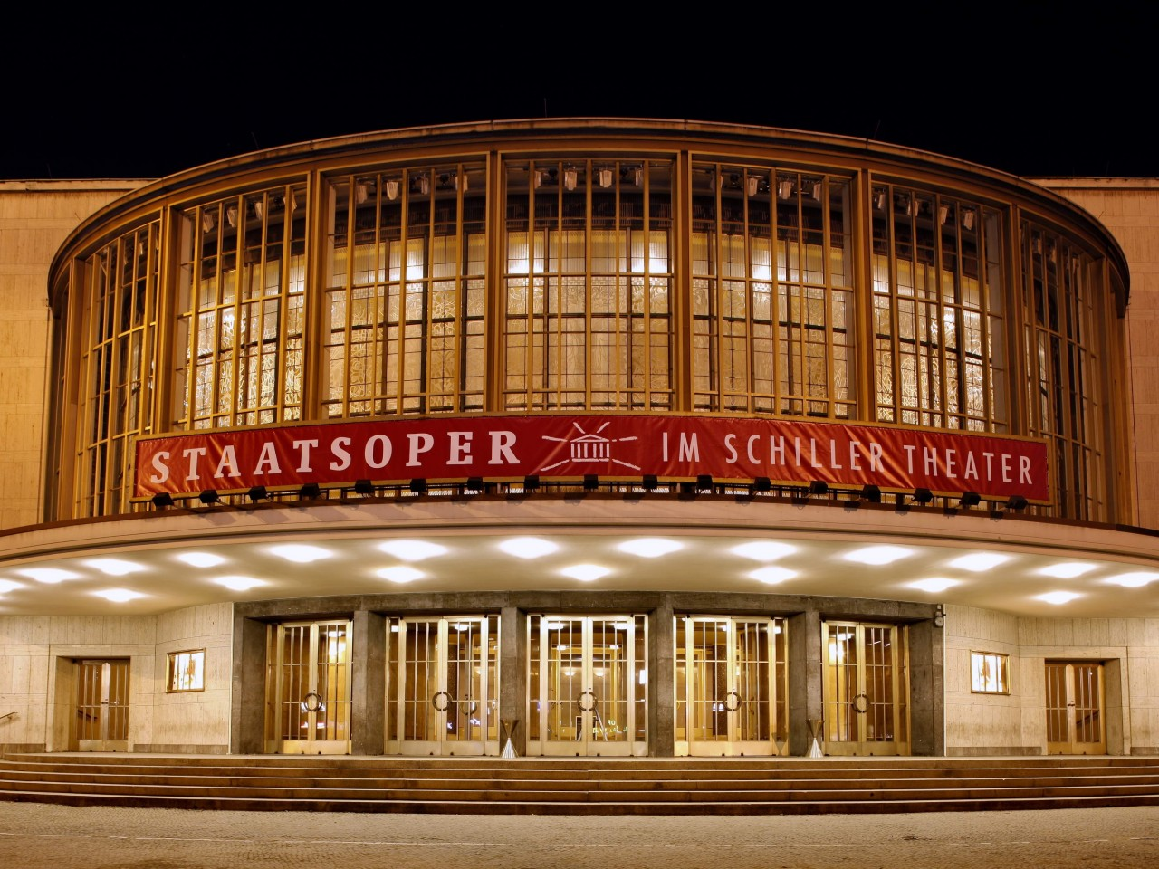 The Berlin Staatsoper
