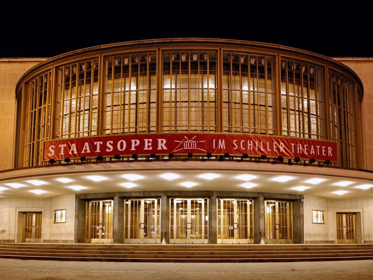 The Berlin Staatsoper