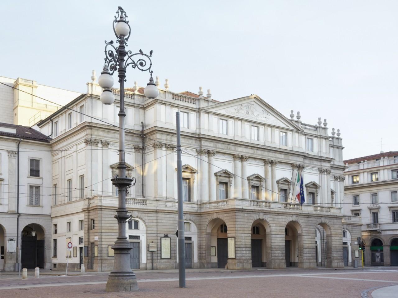 Teatro alla Scala Performance Schedule