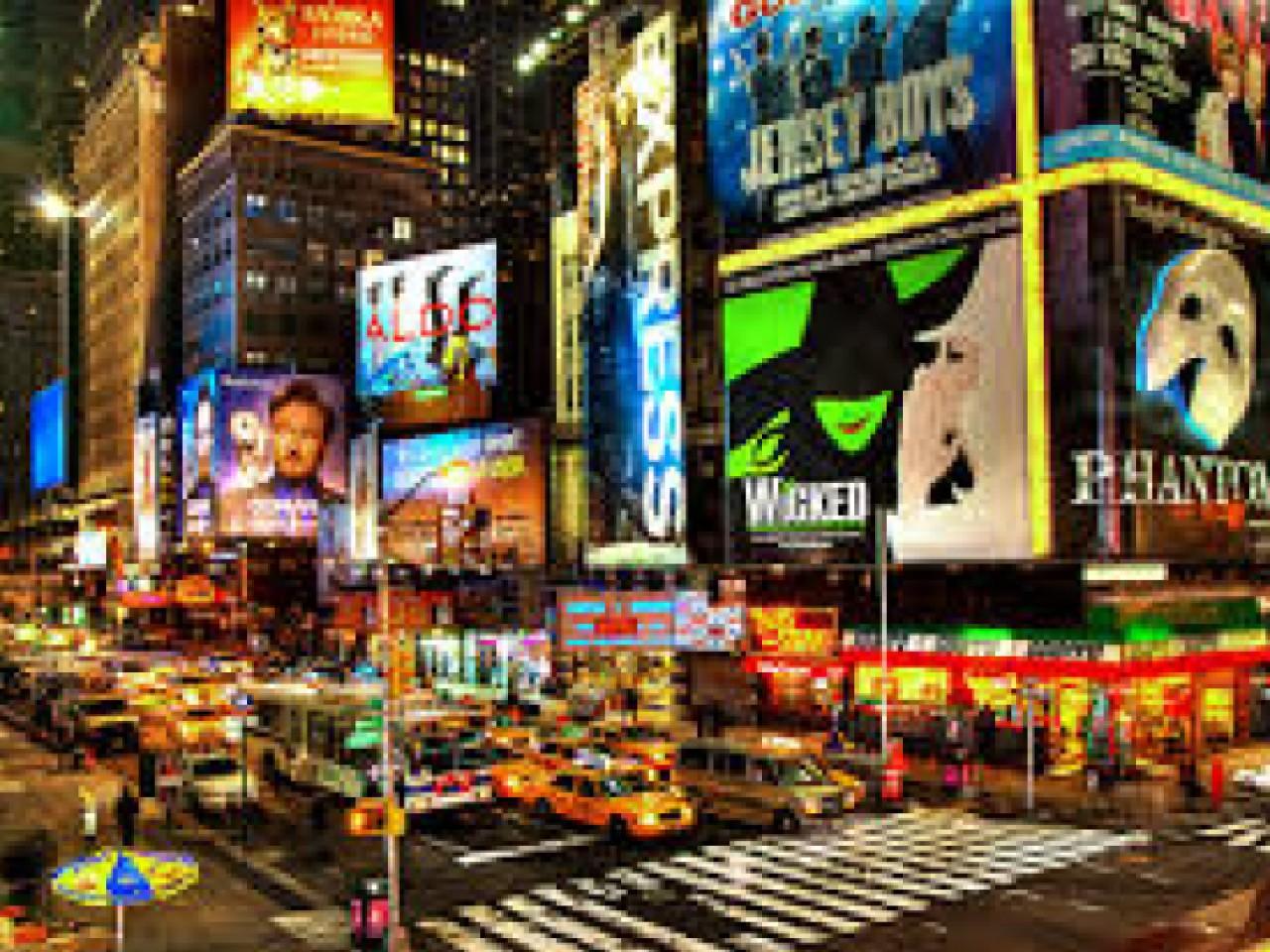 Broadway Musicals & Attraction Combo's