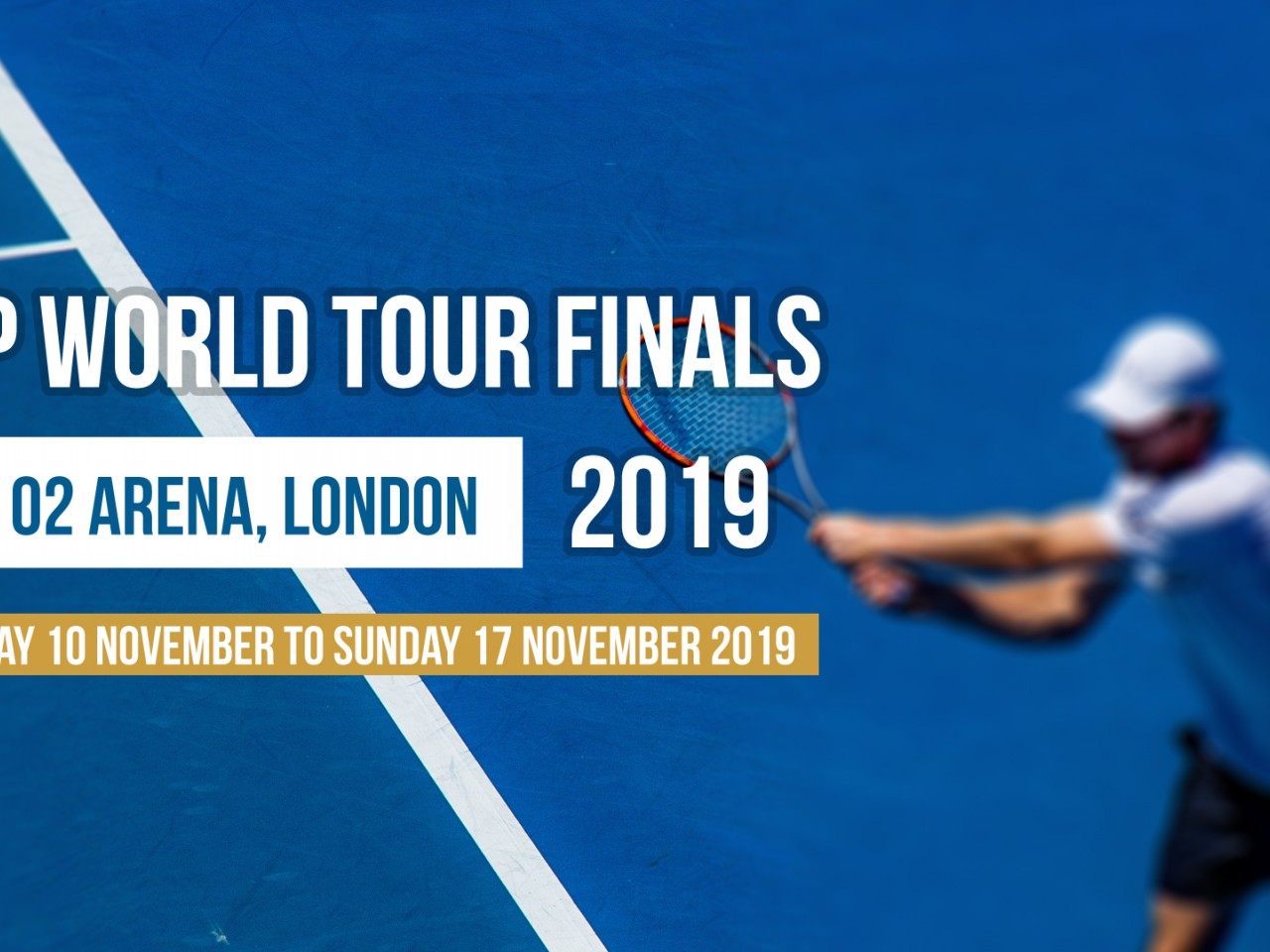 ATP World Tour Finals 2019