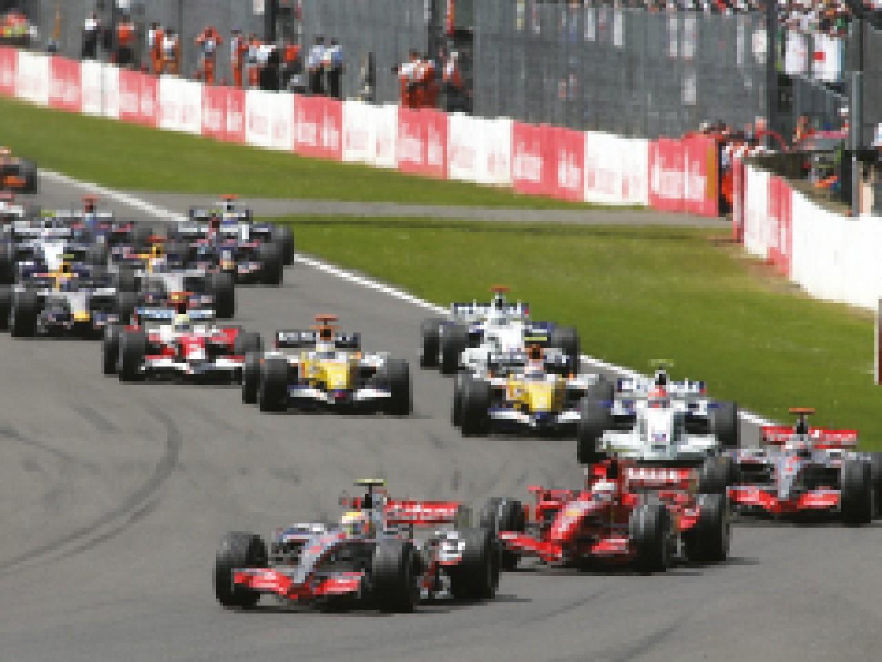 Formula 1 Hungarian Grand Prix 2019