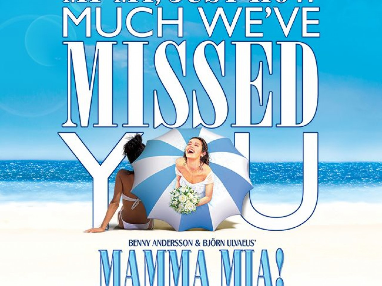 Mamma Mia Hotel & Ticket packages