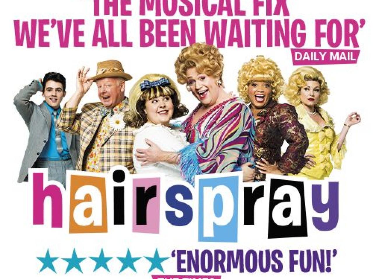 Hairspray Ticket &  2-Nights Grange Bloom Hotel