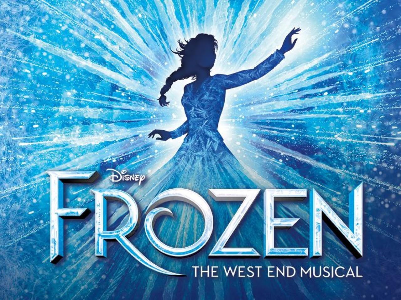 Frozen The Musical Ticket & 2-Nights Grand Beauchamp